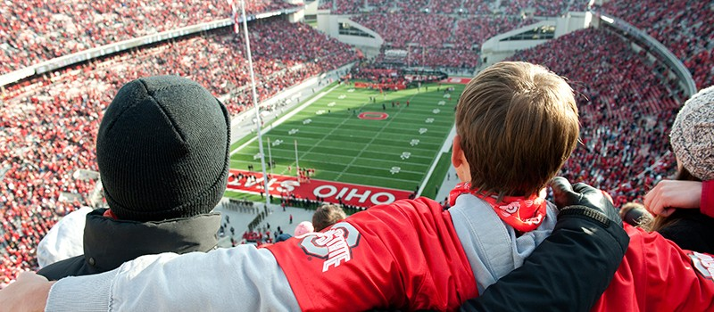 #BuckeyeForLife: A story of audience engagement